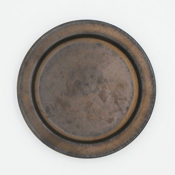 【プレート小】CHIPS Ancient Pottery PLATE S brass AP002br