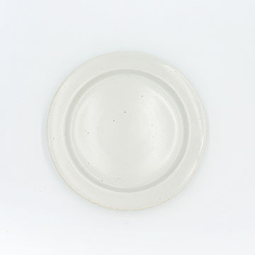 【プレート小】CHIPS Ancient Pottery PLATE S white AP002wh