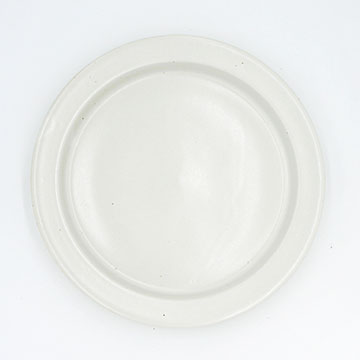 【プレート大】CHIPS Ancient Pottery PLATE L white AP003wh