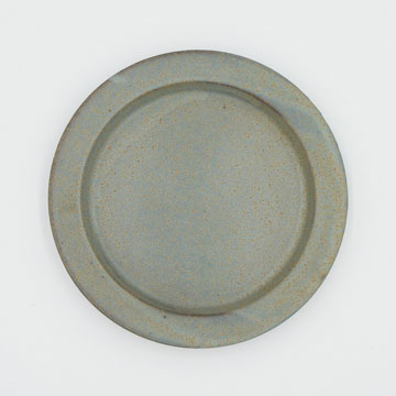 【プレート小】CHIPS Ancient Pottery PLATE S gray AP002gy