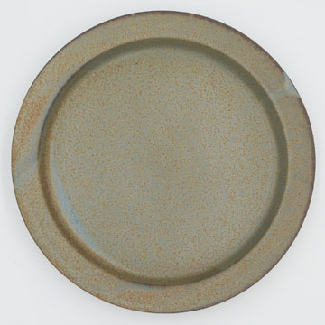 【プレート大】CHIPS Ancient Pottery PLATE L gray AP003gy