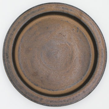 【プレート大】CHIPS Ancient Pottery PLATE L brass AP003br
